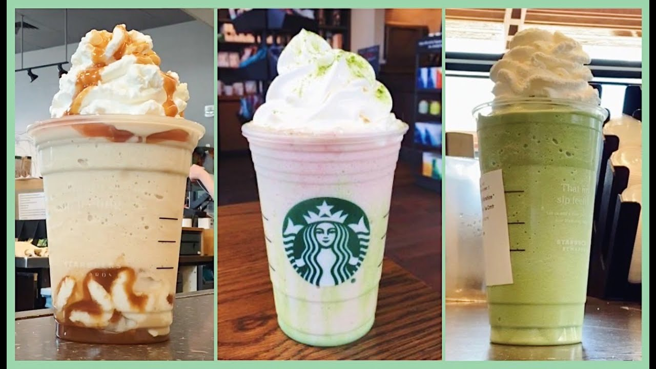 making starbucks drinks // come to work with me at Starbucks