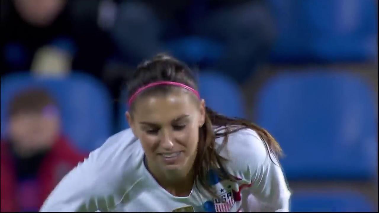 USWNT vs. Spain (January 22, 2019)