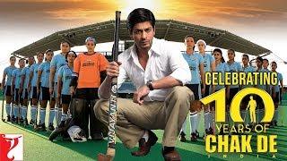 LIVE: Celebrating 10 Years Of Chak De India