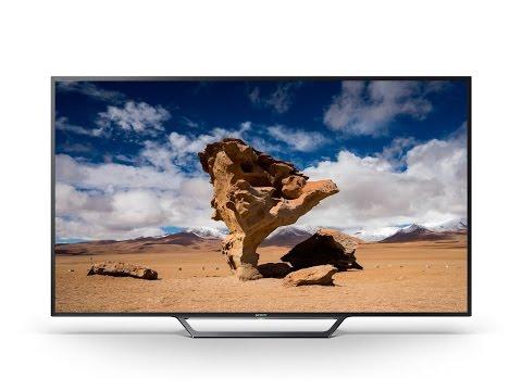 Sony KDL48W650D 48-Inch Built-In Wi-Fi HD TV (2016 Model)