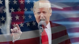 Donald Trump Becomes 45th President Of The U.S.