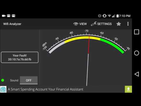 How To Locate The Physical Location of A WiFi Access Point, Router, Or Hellicopter