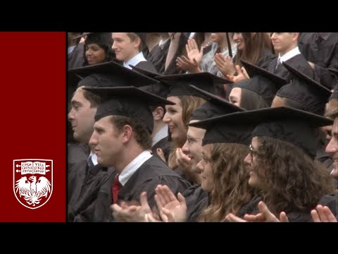 College Diploma Ceremony 2013  - The University of Chicago