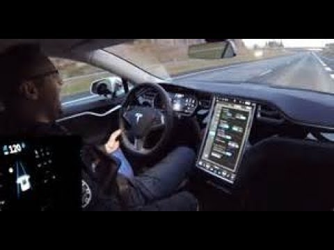 Tesla has trouble with autosterr