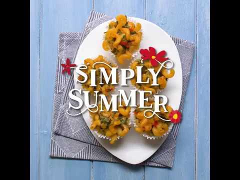 Easy Margarita Cup Bakes - Simply Summer