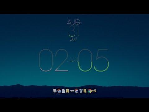 Plain desktop customize Make Windows Look Better (window 7/8/10)