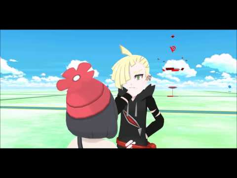 [MMD] [Pokémon Sun and Moon] Kiss on the First Date