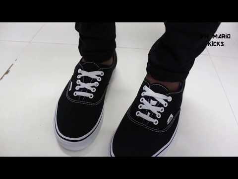 OnFeet: Vans ERA Sneaker