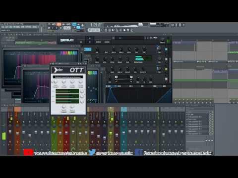Stabby Pacman Glitch Hop Sound in Serum [Sancus]