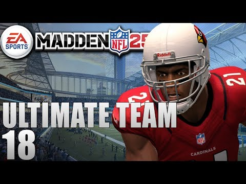 Madden 25 Ultimate Team : New Quarterback In Town!!! Ep.18