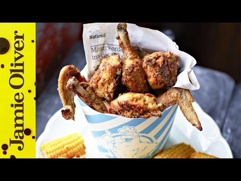 Jamie Fried Chicken | Jamie Oliver