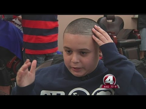 Parents outraged after middle school counselor shaves student's head