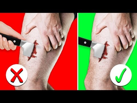 12 Survival Hacks That Could Save Your Life