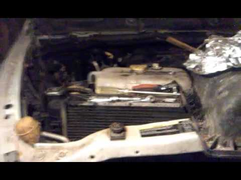2004 Dodge Ram Heater Core replacement