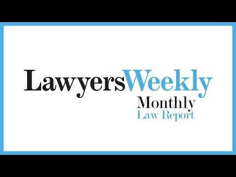 Law Report:  November 2015