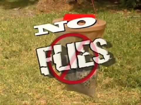 Flies Away - How To Get Rid of Flies