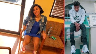 NBA YoungBoy Baby Mama/Ex-Girlfriend Jania Tells YB That He Will Always Have A Place In Her Heart
