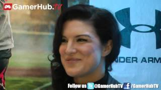 Actress Gina Carano Talks Fast 6 And Fitness With Under Armour A39