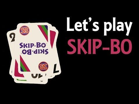Let's Play Skip-Bo