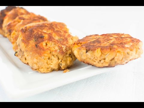 Fish Recipes: How To Make Salmon  Patties (Salmon Cakes) | Afropotluck