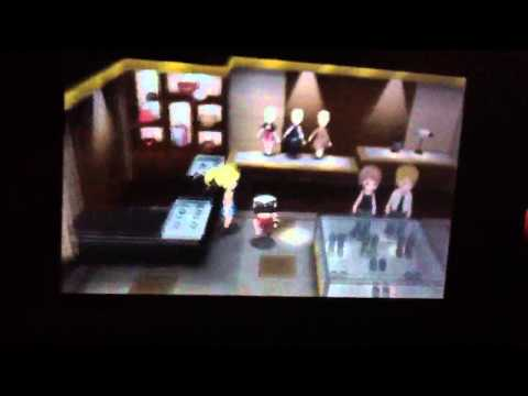 What inside the boutique couture, in Pokemon X and Y