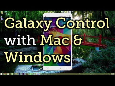 Control Your Samsung Galaxy Phone or Tablet from Your Computer [How-To]