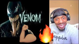 The Dog had more Bars than MGK! Eminem - Venom | REACTION
