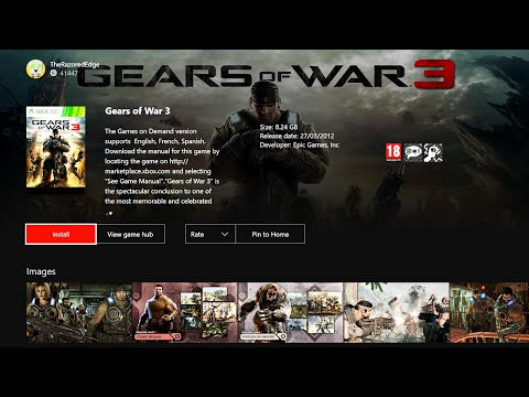 How to Install Xbox 360 Games on Xbox One with Backward Compatibility
