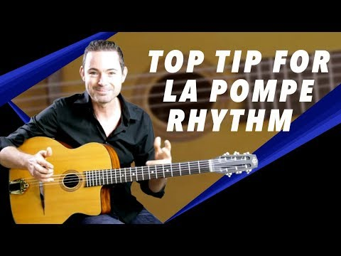 How To Play La Pompe The Easy Way - Gypsy Jazz Guitar Secrets Lesson