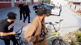 COPS HATE BMX