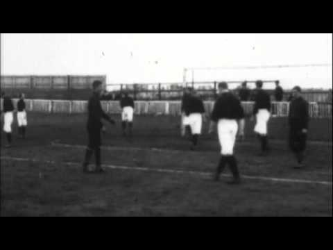 Arsenal training in 1897