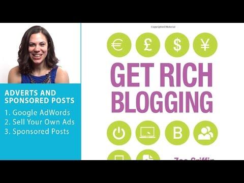 Blogging: Adverts & Sponsored Posts