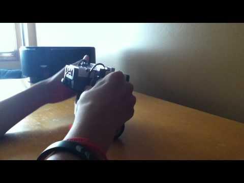Lego Mindstorms Segway- Lego Mindstorms Balancing Machine