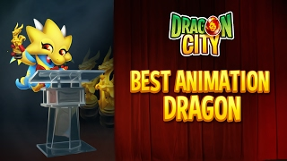 Dragon Movie Awards - Best Animation Dragon Nominees - Dragon City