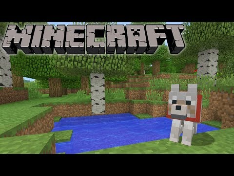 Minecraft Survival Live - EPISODE 1 (New Series)