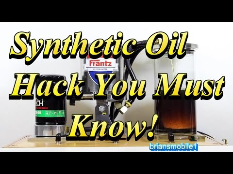 How to Make Synthetic Oil Last Even Longer  Frantz