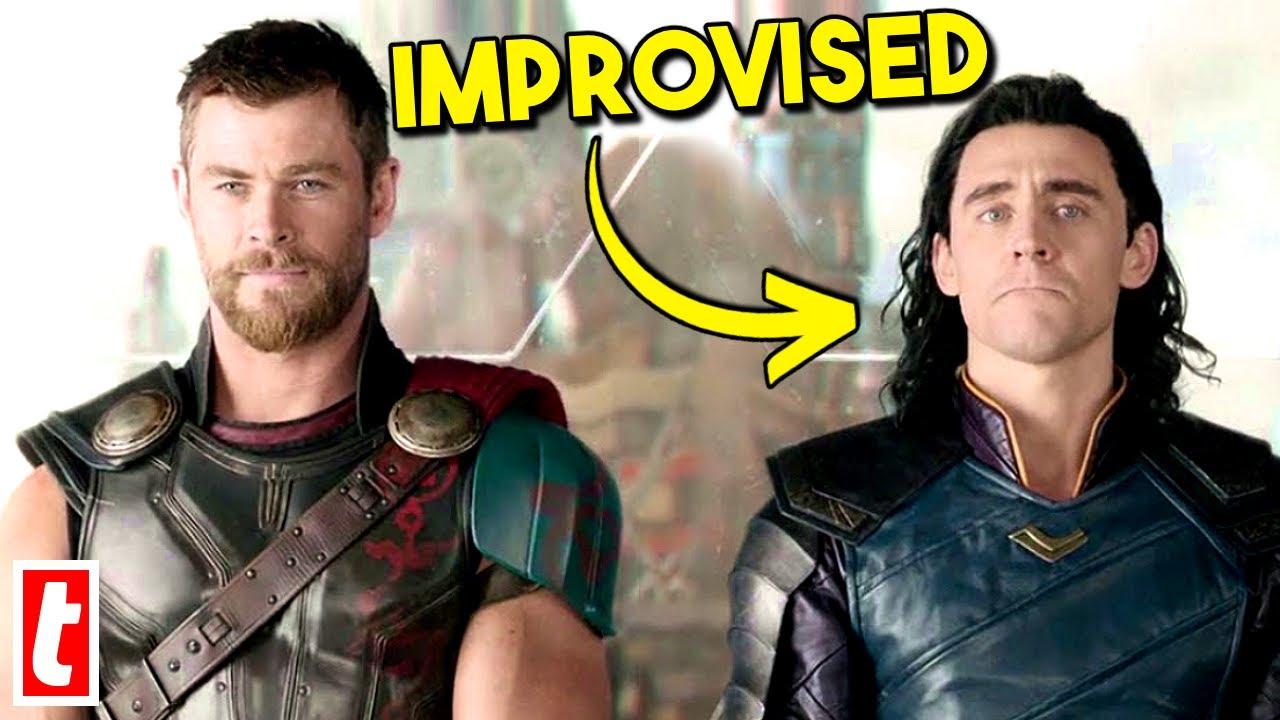 20 Improvised Marvel Scenes