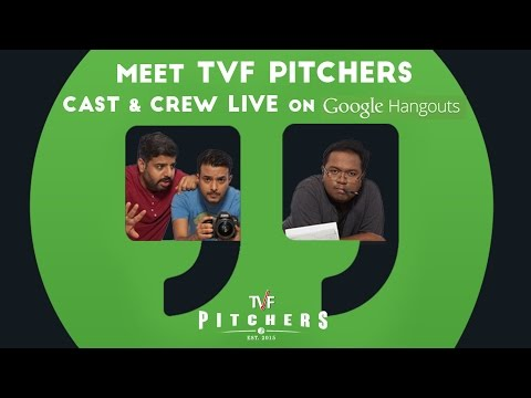 Meet TVF Pitchers Live | E05- Season Finale Live on TVFPlay.com