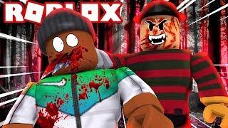 SURVIVE THE KILLERS IN ROBLOX! (Before The Dawn: Redux)