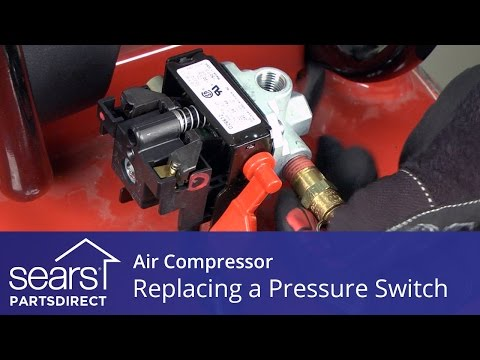 How to Replace an Air Compressor Pressure Switch