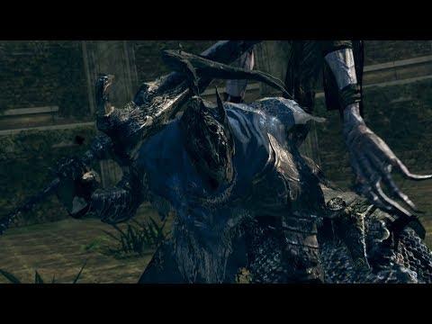 Dark Souls: Remastered - The Remastered Knight Artorias - SOLO, NO DAMAGE