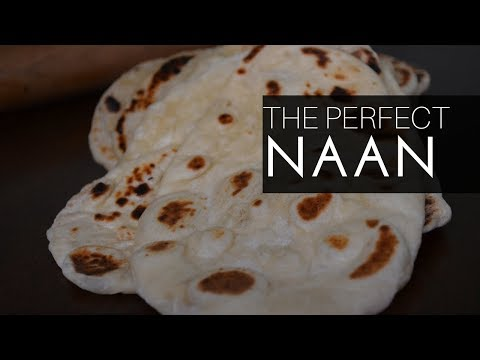 INCREDIBLY SOFT NAAN BREAD | TRIPLE TESTED