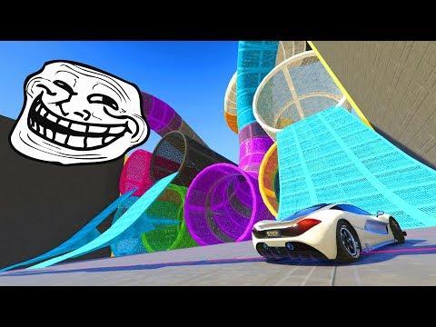 COURSE TROLL GTA 5 ONLINE