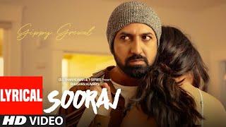 LYRICAL: SOORAJ | Gippy Grewal Feat. Shinda Grewal, Navpreet Banga|Baljit Singh Deo | NEW SONGS 2018