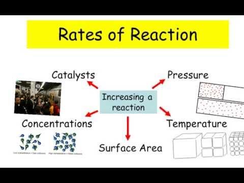 Rates of Reaction - IGCSE Chemistry