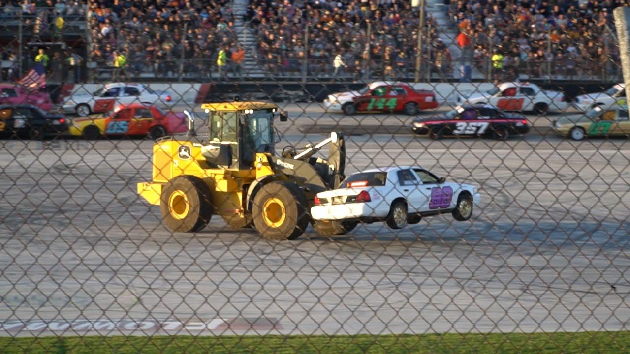 Freedom 500 2021. Craziest one yet. big wrecks. upsets. car problems.