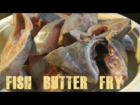 Fish Butter Fry | Fish Indian Style in Hindi | Bengali Fish Fry