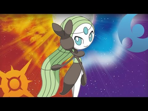 HOW TO GET MELOETTA IN POKÉMON SUN AND MOON!!