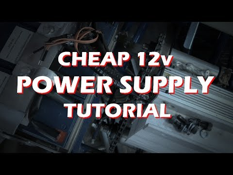 Convert PSU Power Supply RC Charger Tutorial - Beginner and Advanced Methods
