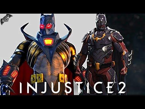 Injustice 2 Online - AZRAEL BATMAN VS ZONERS!